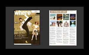 Where Magazine US