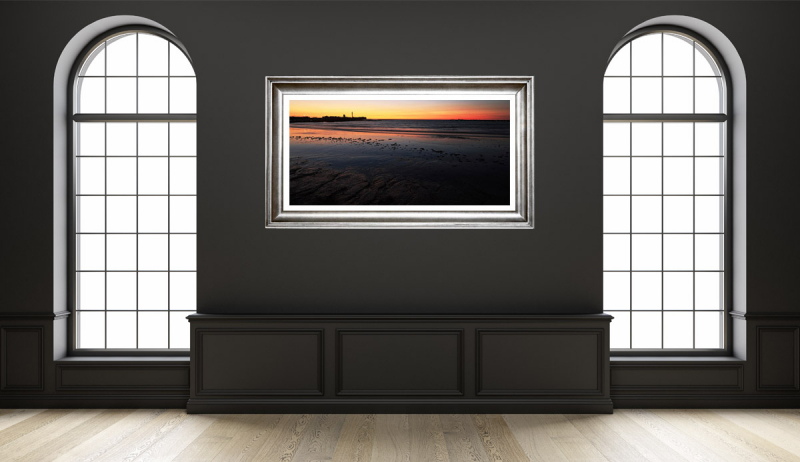 Cadiz Beach Sunset Gallery