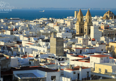 Photo - Cadiz (Spain) White Rooftop