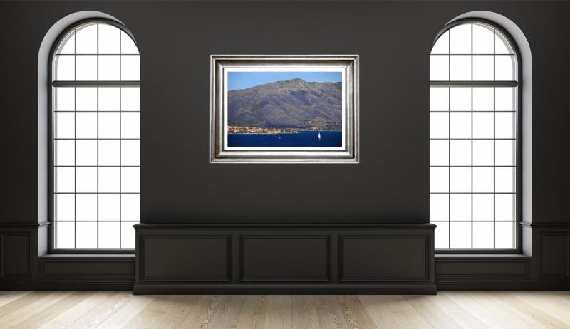 Facing Korcula Gallery