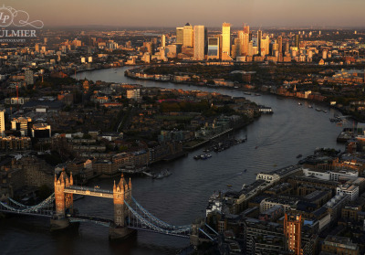Photo - London Skyline During Sunset