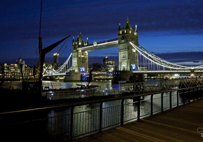 The London Bridge UK