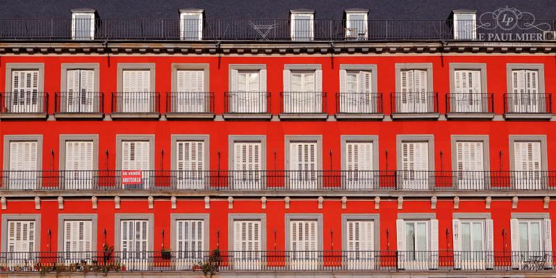 Radiant Madrid Plaza Mayor Building
