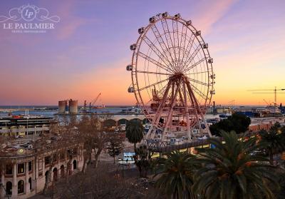 Malaga Ferris Wheel