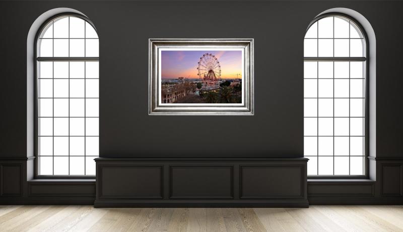 Malaga Ferris Wheel Gallery