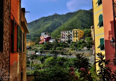 Corniglia Cinque Terre Surroundings