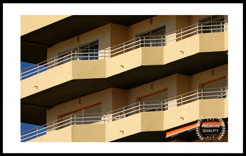 Marbella Ocean Balcony Frame