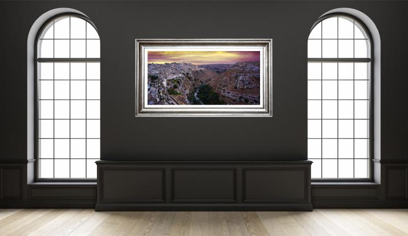 Matera Early Sunset Gallery