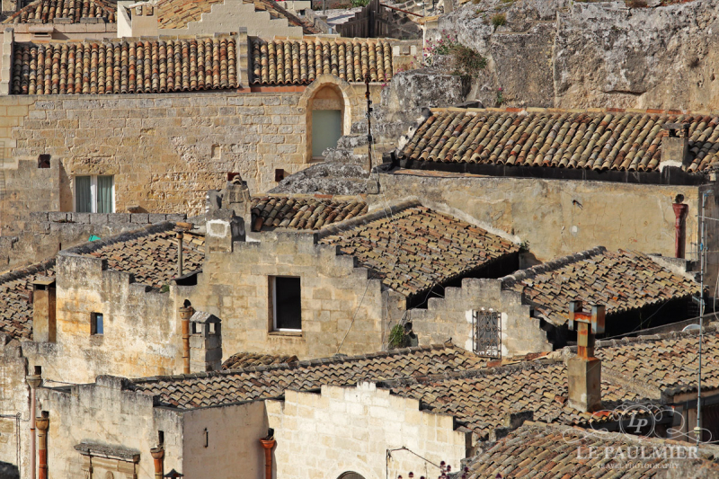 Matera Italy Homes