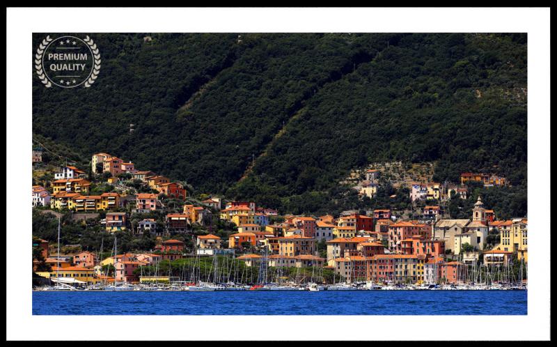 Fezzano Italy Sample Frame