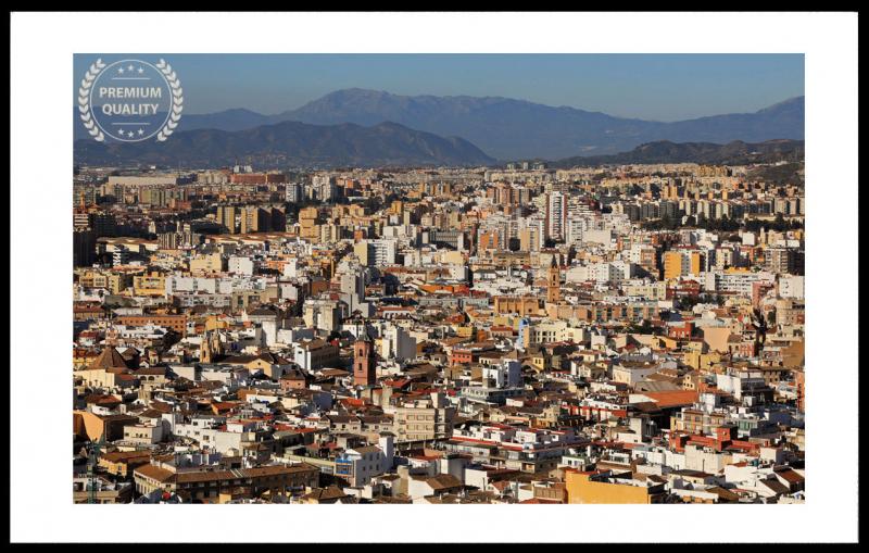 Malaga Panorama Sample Frame
