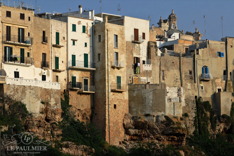 Pogliano A Mare Italy Buildings