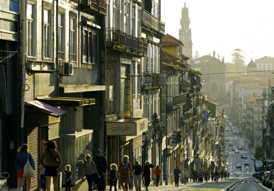 Porto Portugal De 31 de Janeiro