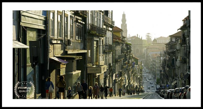 Porto De 31 de Janeiro Sample Frame