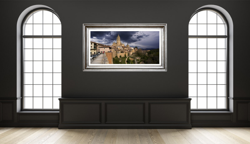 Segovia Storm Sunset Gallery
