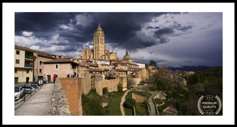 Segovia Landscape Sample Frame