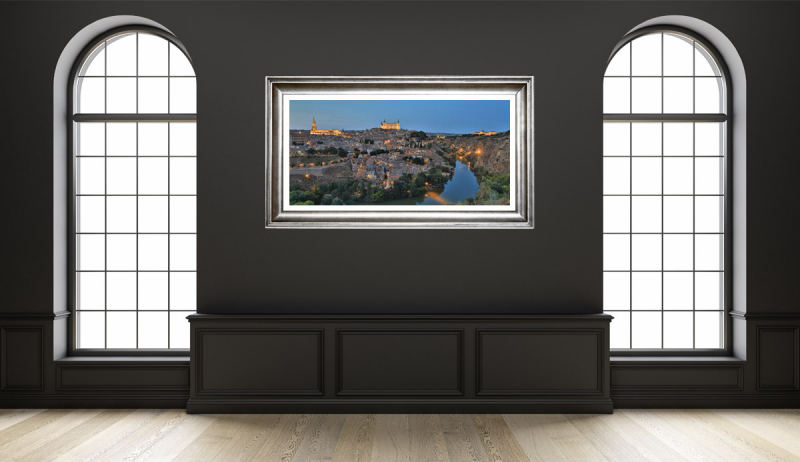 Toledo Sunset Skyline Gallery