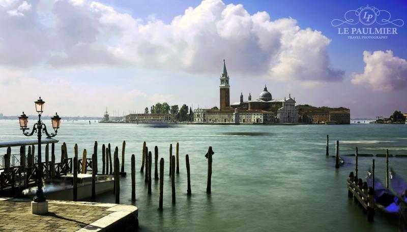 Photo - Venice Italy Lagoon In Morning