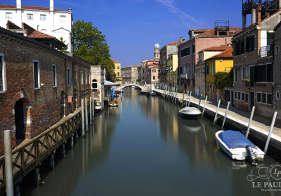 Photo - Venice (Italy) Morning Canal