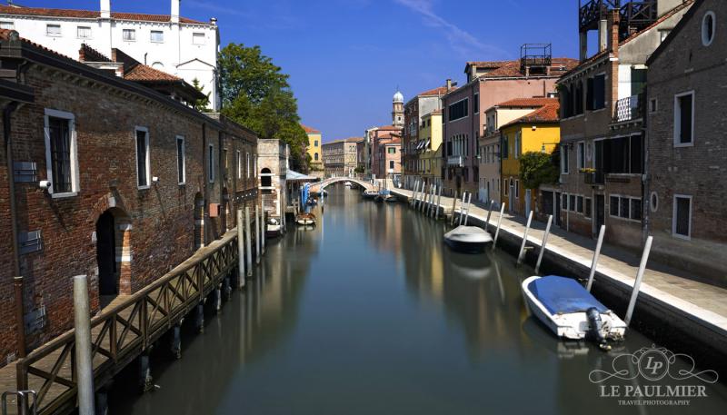 Photo - Venice (Italy) Morning Canal