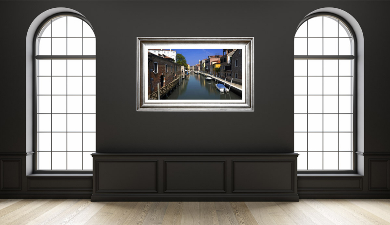 Venice Morning Canal Gallery