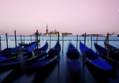Photo - Venice Italy Lagoon Morning Sunrise