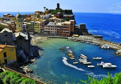 Vernazza (Cinque Terre) Italy Afternoon