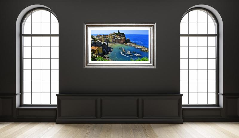 Vernazza Cinque Terre Afternoon Gallery