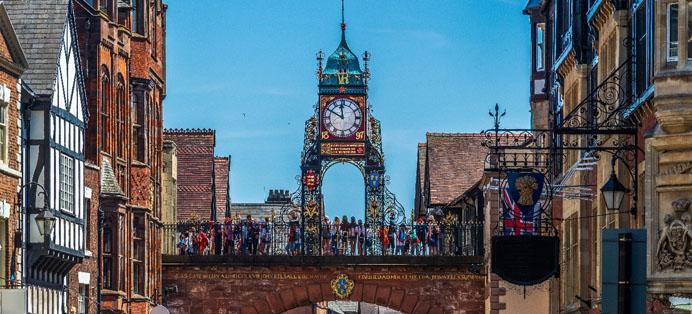 Chester Clock UK