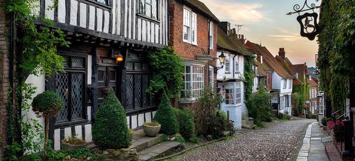 Rye Village UK